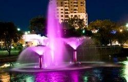 Agean 3 Pond Light - RGB