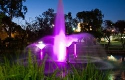 Agean 3 Pond Light